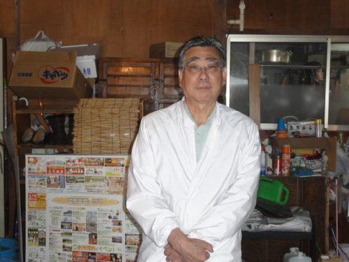 小田島社長